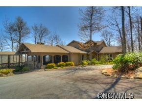 Photo of 251 Mills Creek Point, Lake Toxaway, NC 28747 (MLS # NCM586045)
