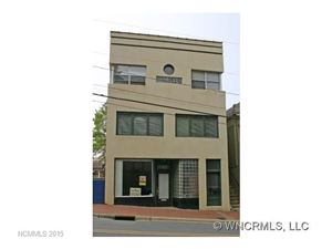 Photo of 39 Depot Street, Waynesville, NC 28786 (MLS # NCM477051)