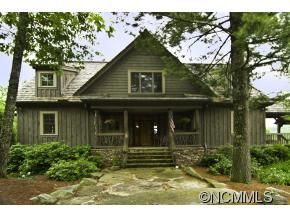 Photo of 421 Spencer Lane, Lake Toxaway, NC 28747 (MLS # NCM577199)