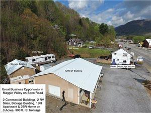 Photo of 3063 Soco Road, Maggie Valley, NC 28751 (MLS # 3205274)