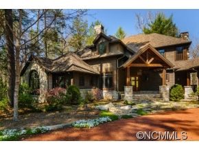 Photo of 46 Mills Creek Drive, Lake Toxaway, NC 28747 (MLS # NCM583411)