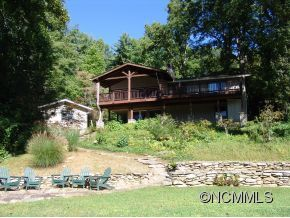 Photo of 251 Island Point Road, Lake Toxaway, NC 28747 (MLS # NCM549514)