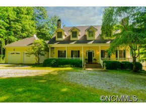 Photo of 814 North East Shore Drive, Lake Toxaway, NC 28747 (MLS # NCM563546)