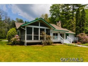 Photo of 1770 West Club Blvd, Lake Toxaway, NC 28747 (MLS # NCM584614)