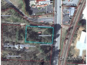 Photo of 1927 Hendersonville Road, Asheville, NC 28803 (MLS # NCM550624)