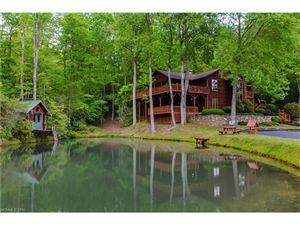 Photo of 1393 King Road, Pisgah Forest, NC 28768 (MLS # 3213671)
