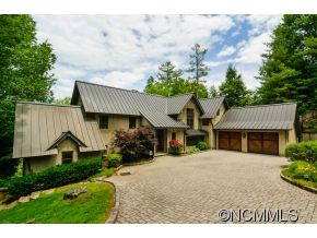 Photo of 4176 West Club Boulevard, Lake Toxaway, NC 28747 (MLS # NCM586778)