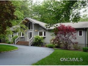 Photo of 1311 Cold Mountain Road, Lake Toxaway, NC 28747 (MLS # NCM586834)