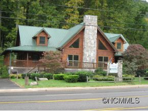 Photo of 1391 Soco Road, Maggie Valley, NC 28751 (MLS # NCM553915)