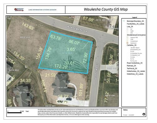 Photo of Lot 9 and 8 HIDDEN PONDS DRIVE, MOSINEE, WI 54455 (MLS # 1704617)