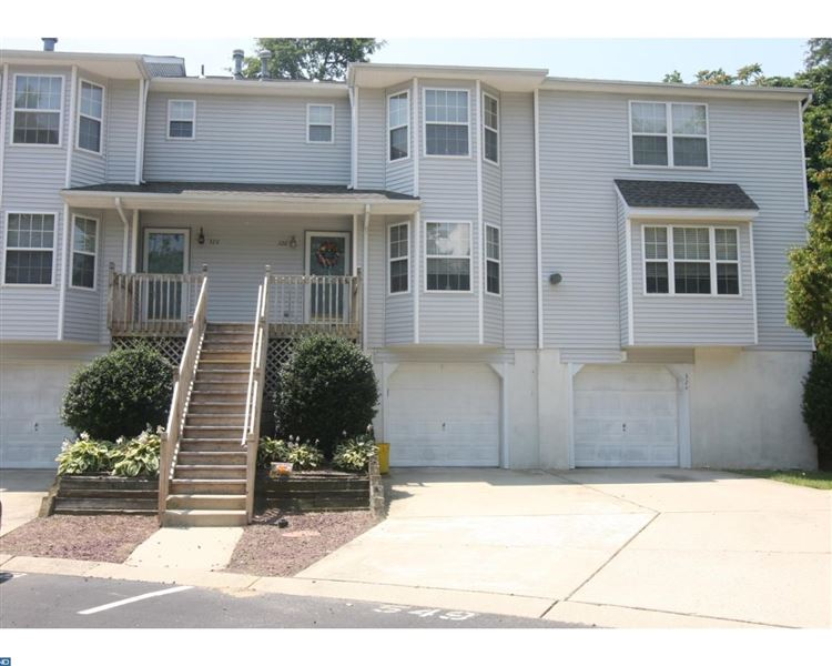 144,900 Condo / Townhouse, MANTUA Township NJ 08051