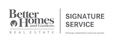 Better Homes and Gardens Real Estate Signature Ser