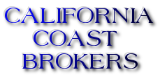 California Coast Brokers, CA DRE#01385079