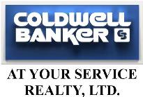 COLDWELL BANKER AT YOUR SERVICE REALTY