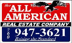 ALL AMERICAN Real Estate Company