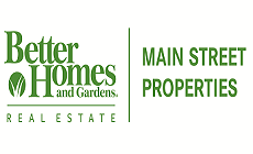 Better Homes And Gardens Main Street Properties
