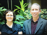 Gary Wilkins & Felicia Hurley