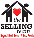 Brock Fletcher and The Selling Team, Keller Williams Realty