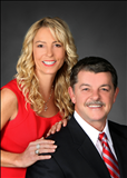 Elwood  and PJ Hackney, RE/MAX Southern Shores