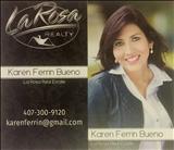 Karen Ferrin, La Rosa Realty