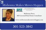 Mishonna Parker , EXIT Landmark Realty