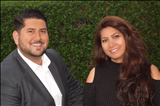Sean Ghalari & Shahla Ghalari