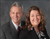 Kelly and Barry Fowler, BHHS Don Johnson, REALTORS