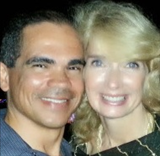 Donna Wilson R(S) & Reggie Audant R(B)