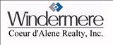 Windermere Coeur d' Alene Realty, Windermere Coeur d'Alene Realty, Inc.