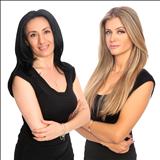 Ann Luka and Anika Mardian, JohnHart Real Estate