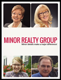 Minor Realty Group, Keller Williams Cityside - Minor Realty Group