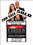 Jon Schmahl, Vision Realty Partners LLC