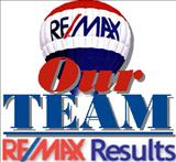 Our TEAM / ReMax Results, RE/MAX RESULTS