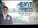 Keith Manley, EXIT Realty Central