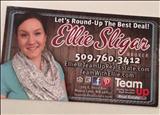 Ellie Sligar, Gary Mann Real Estate & Team Up Real Estate