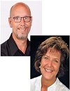 Roxane Schiller & Rich Nelson, Badger Realty Group