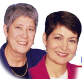 Marina Sarabia & Kathleen Costanzo, Keller Williams Realty Professionals