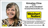 Kimalisa Cline , Weichert Realtors - The Griffin Company
