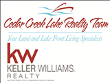 Cedar Creek Lake Realty, Keller Williams Realty Cedar Creek Lake
