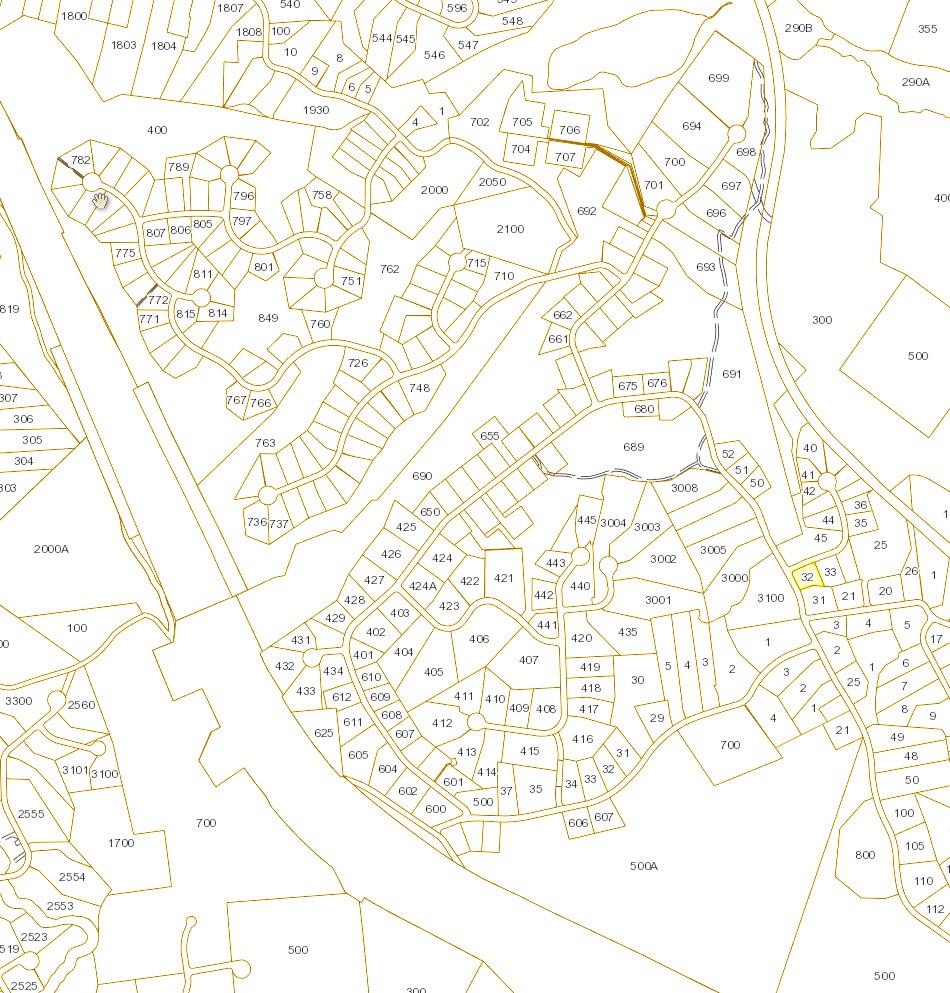 Castle Reach subdivision