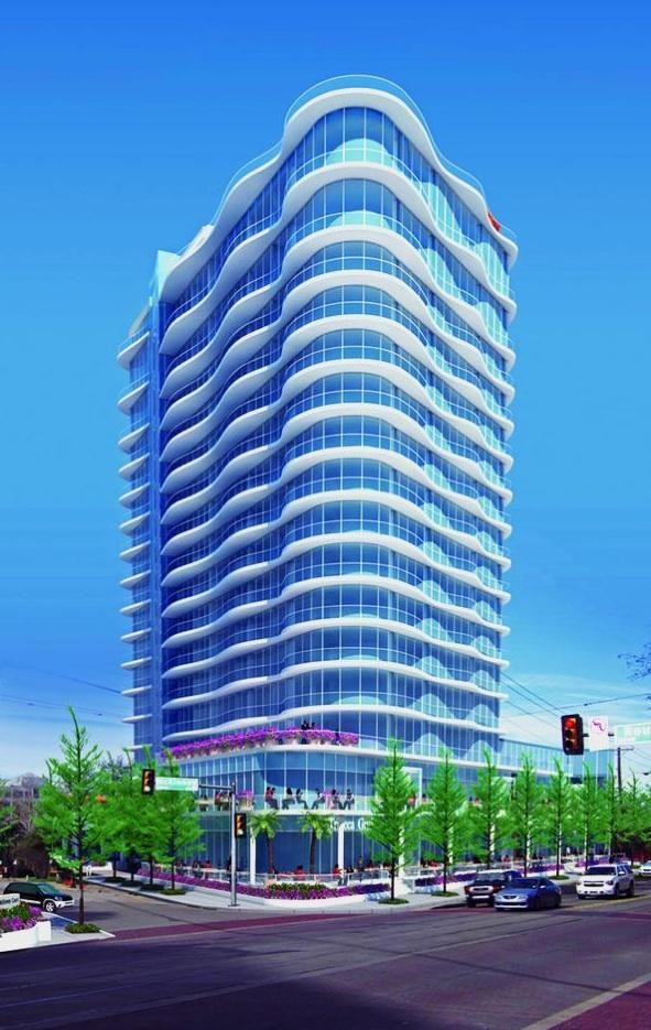 One Uptown Dallas Luxury High Rise Apartments