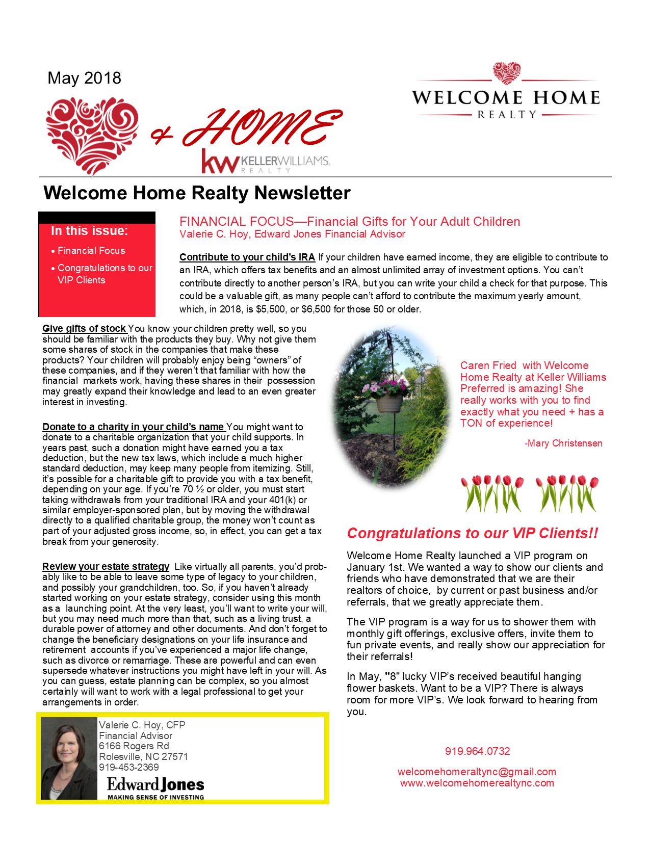 Heart & Home May 2018 2