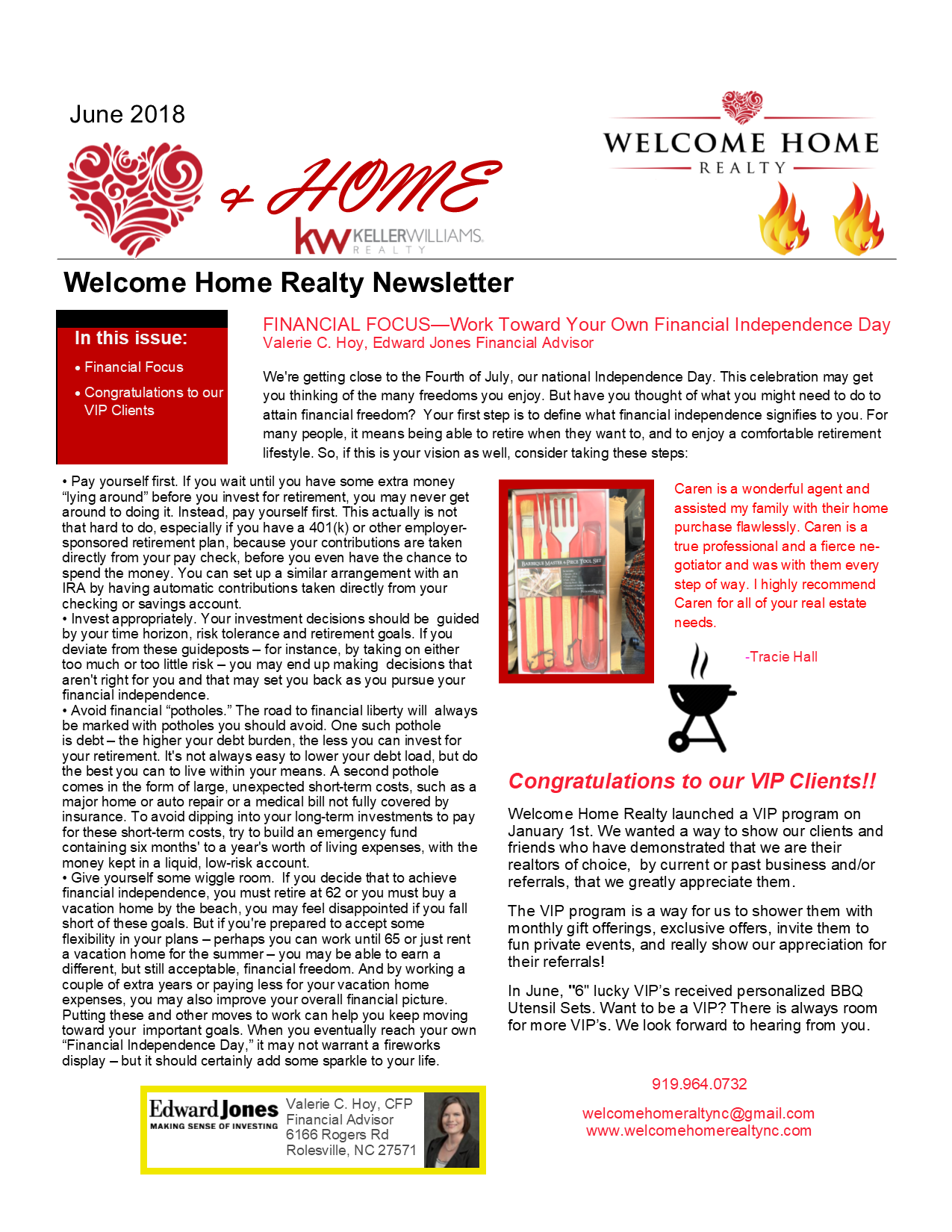 Heart & Home June 2018