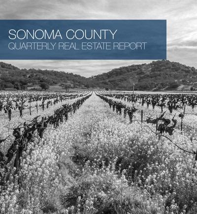 sonoma quarter report