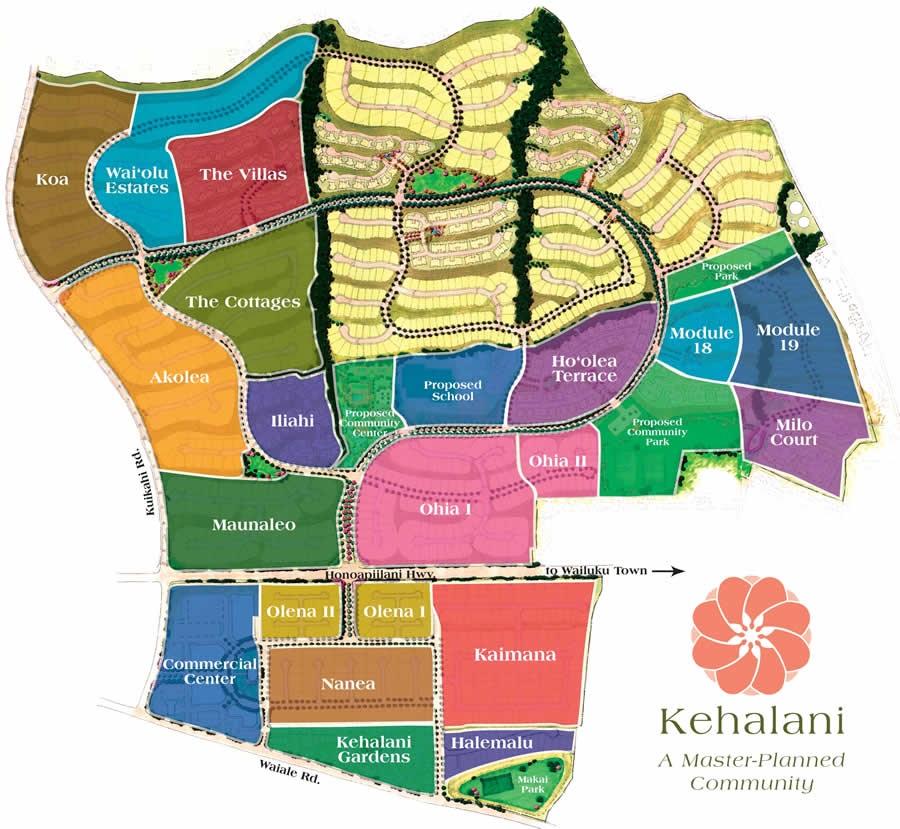 Kehalani Community