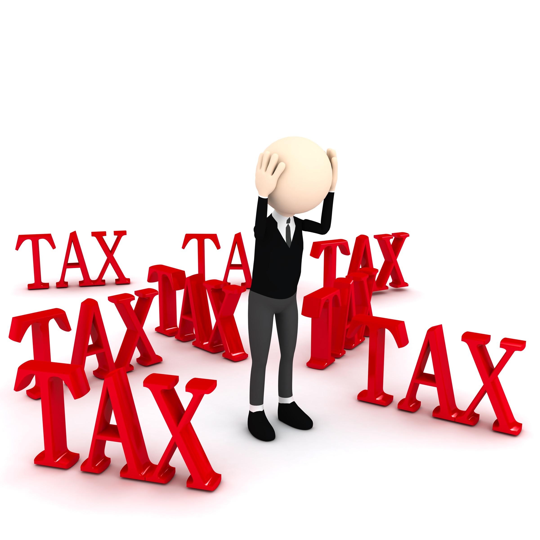 tax, tax, tax