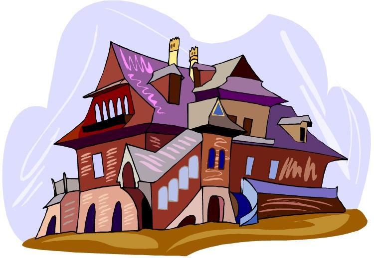 overbuilt house