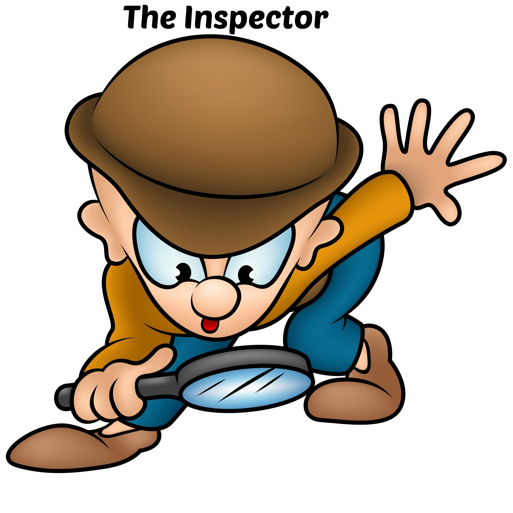 The Inspector Labeled