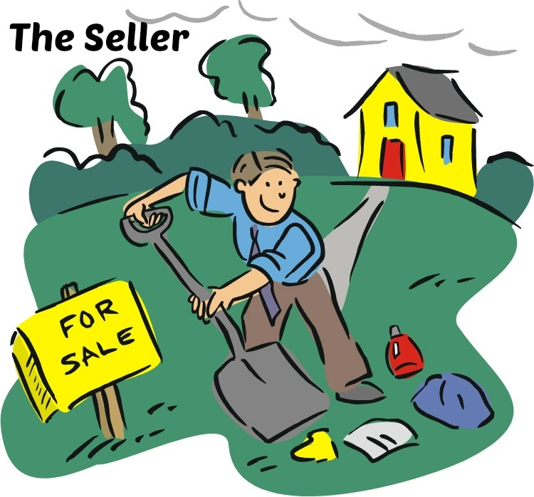 The Seller Labeled
