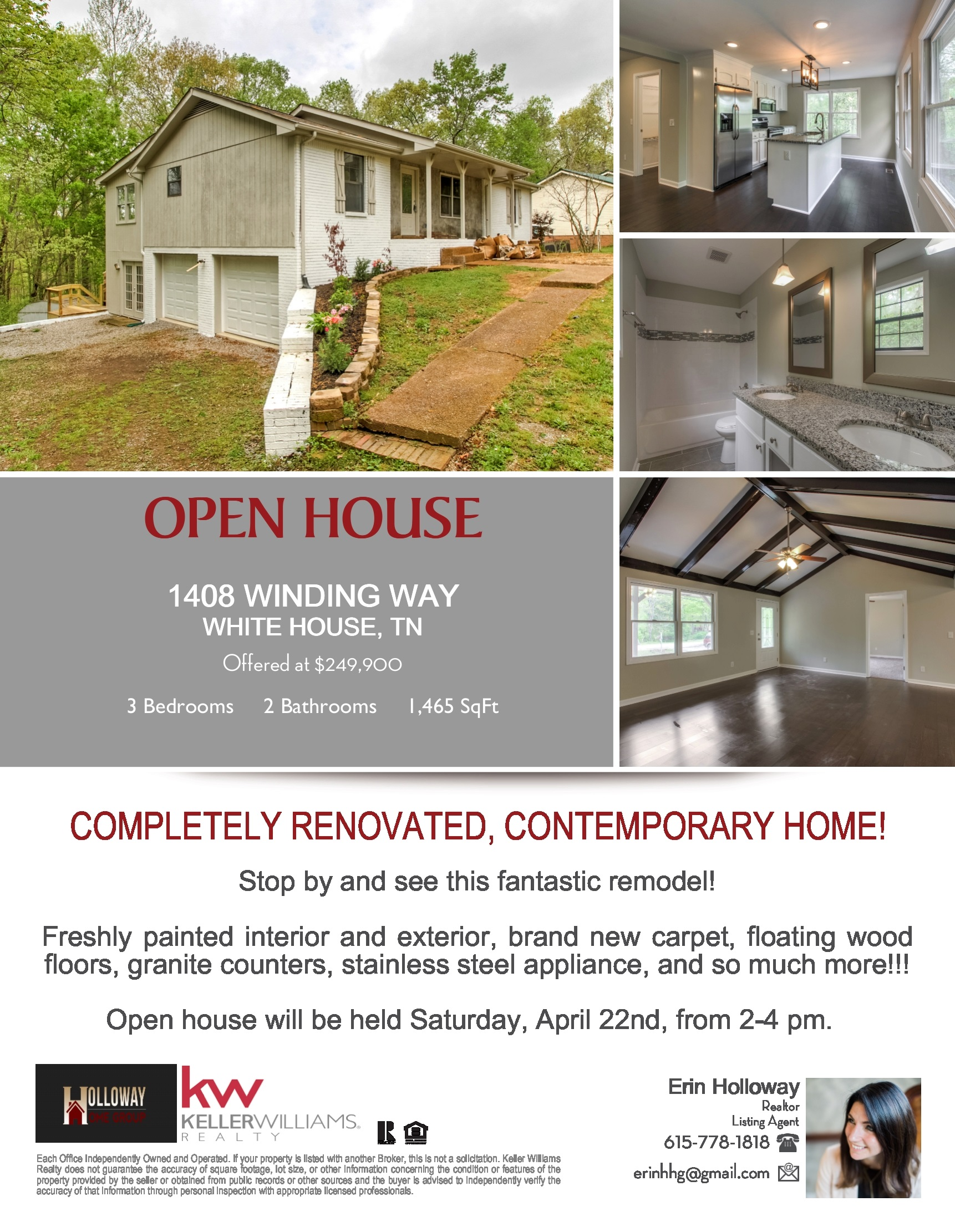 Winding Way Open House